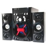 (2.1) Music D.J. (D860A) + BLUETOOTH, FM,USB
