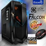 ATX Case ITSONAS Falcon (Black)