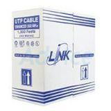 CAT5e UTP Cable (305m./Box) LINK (US-9015PW) Outdoor Power wire Original