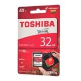 SD Card 32GB Toshiba (R90 CL10) 90 MB/s