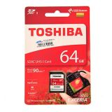 SD Card 64GB Toshiba (R90 CL10) 90 MB/s