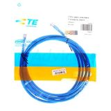CAT6 UTP Cable 2m. AMP by Commscope (NPC06UVDB-BL007F) Blue