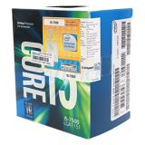 CPU Intel Core i5 - 7500 (Box Ingram/Synnex)